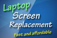 Laptop repair in Gloucester - LCD LED screen replacement