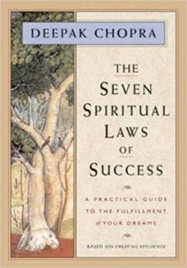 The Seven Spiritual Laws of Success, your hidden light resource
