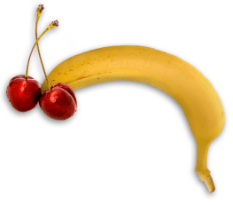 Cherries & Banana