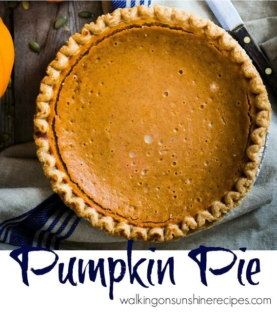Pumpkin Pie Promo