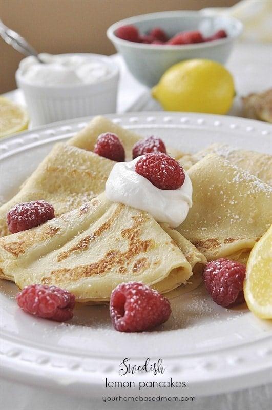 15 Easy and Tasty Lemon Dessert Recipes