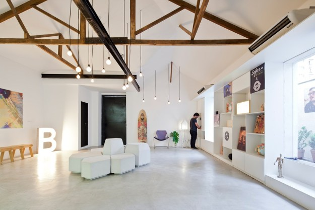 Bediff Exhibition Space designed by ESTUDIO BRA 2