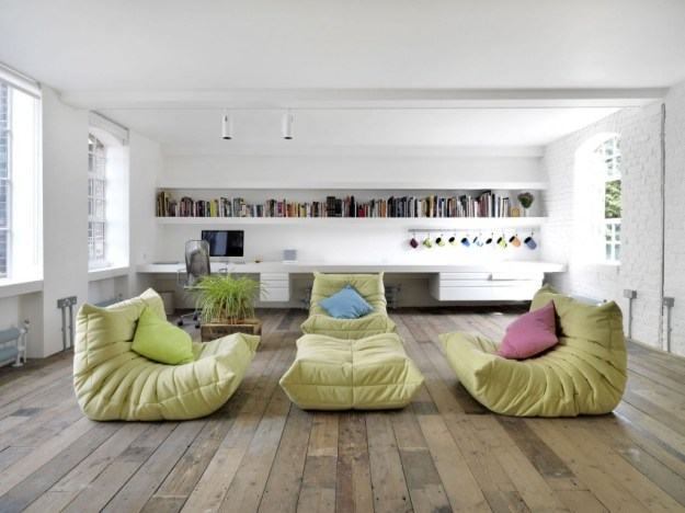 Bermondsey Warehouse Loft designet by FORM Design Architecture 2