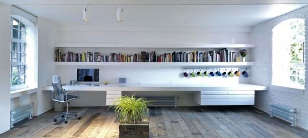 Bermondsey Warehouse Loft designet by FORM Design Architecture 4
