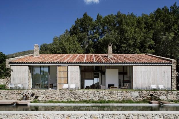 Home in Extremadura designet by ÁBATON 2