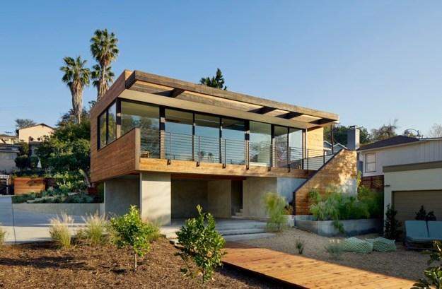 Morris House designet by Martin Fenlon Architecture 8