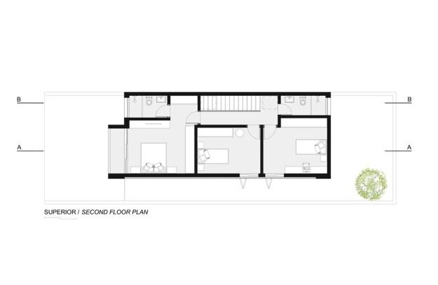 Sorocaba House designed by ESTUDIO BRA 22