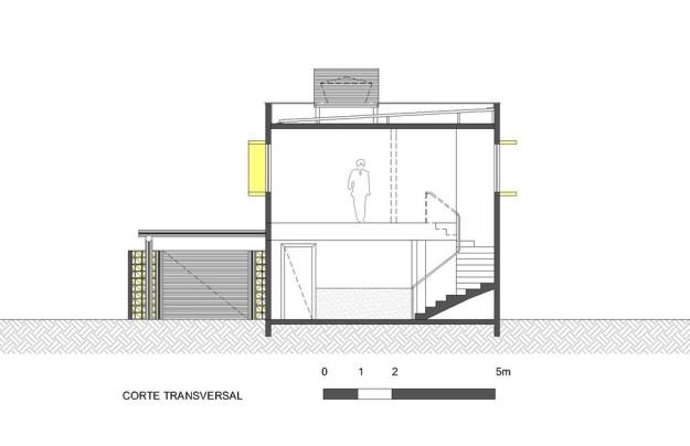Cobogo House designed by Ney Lima Architect 17