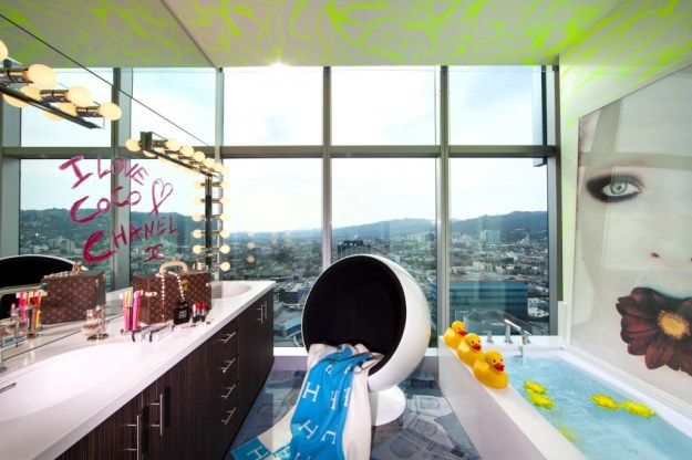 High Rise Penthouse designed by Maxime Jacquet 11