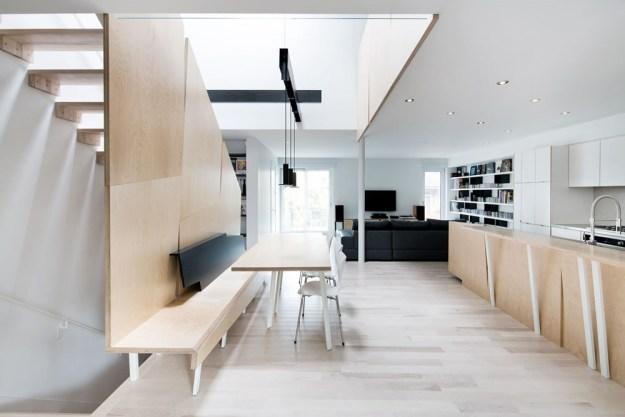 Lajeunesse Residence designed by Naturehumaine 2