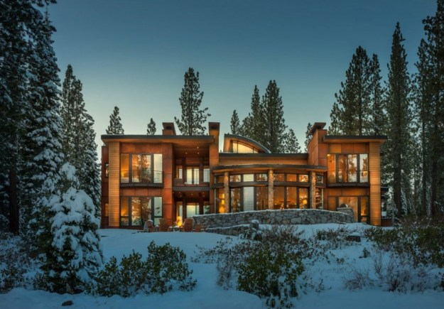 Martis Camp – Lot 189 designed by Swaback Partners 1