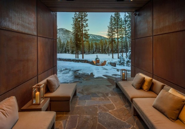 Martis Camp – Lot 189 designed by Swaback Partners 4
