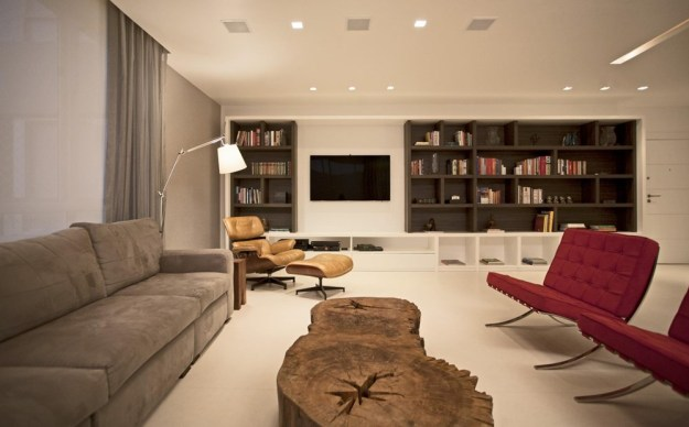 The LRF Apartment designed by Paula Martins Arquitetura 2