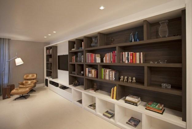 The LRF Apartment designed by Paula Martins Arquitetura 5