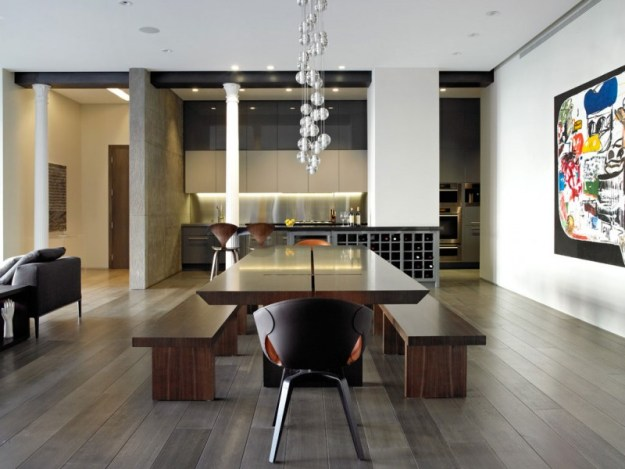 Bond Street Loft designed by Axis Mundi Design 3