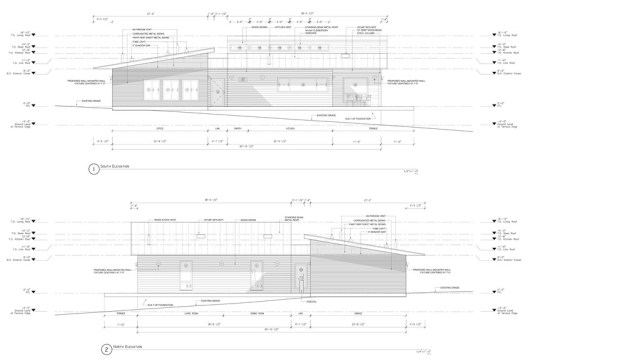 Horizon House designed by MF Architecture 14