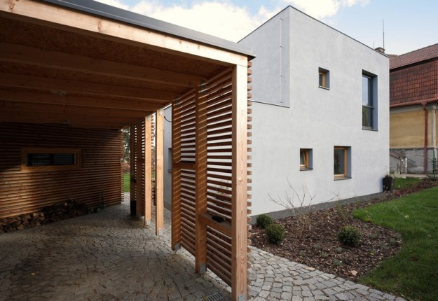 House Teplice designed by 3+1architekti 14