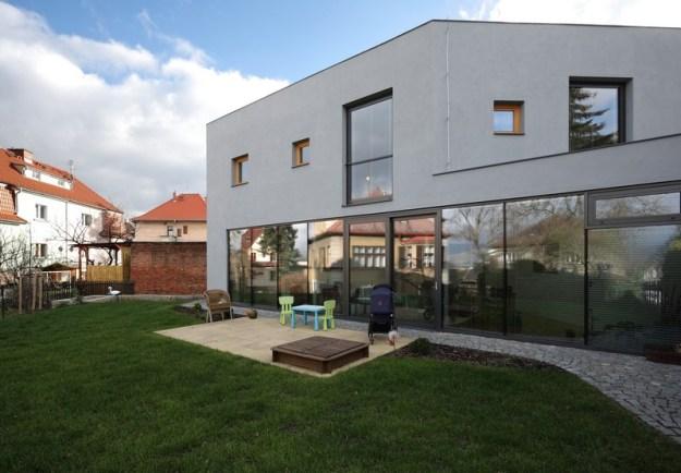 House Teplice designed by 3+1architekti 3