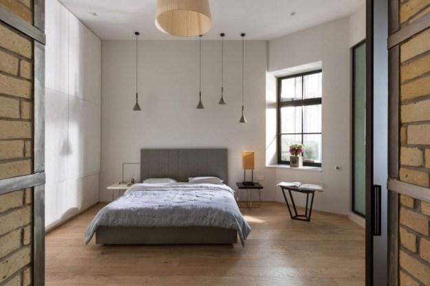 The Podil Loft Apartment designed by Sergey Makhno 10
