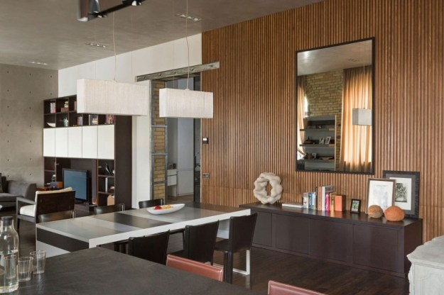 The Podil Loft Apartment designed by Sergey Makhno 7