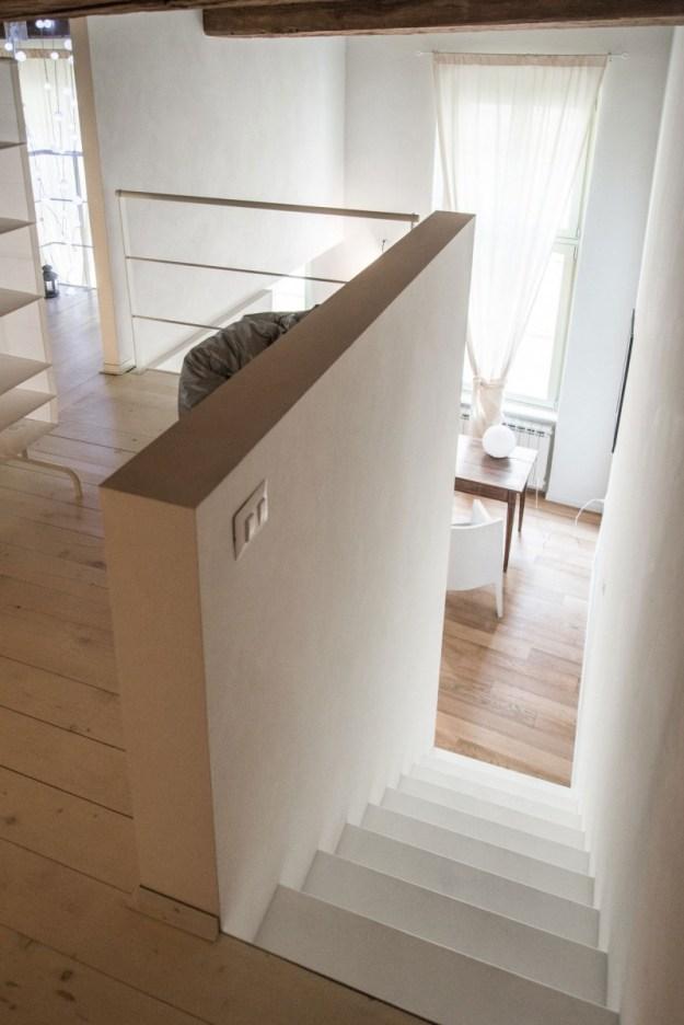 Via delle Orfane designed by CON3STUDIO 8