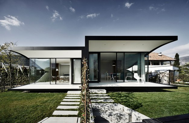 Mirror Houses designed by Peter Pichler Architecture 11
