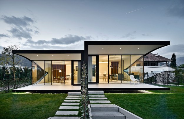 Mirror Houses designed by Peter Pichler Architecture 2