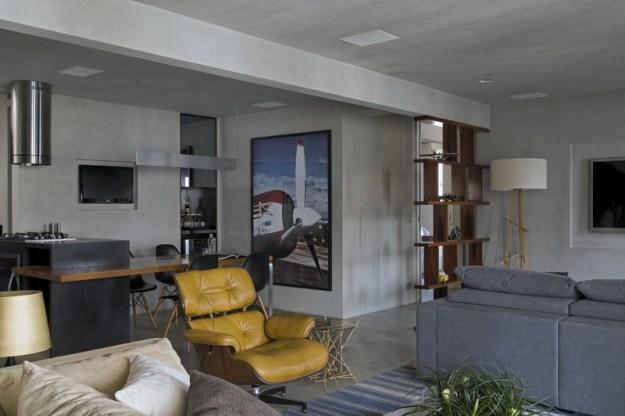 Real Parque Loft designed by Diego Revollo 2