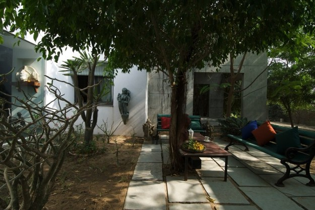 The Lake House designed by Hiren Patel Architects 10
