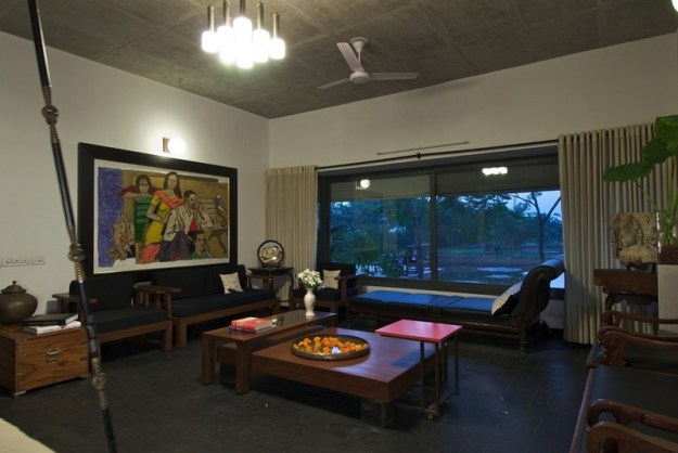 The Lake House designed by Hiren Patel Architects 3