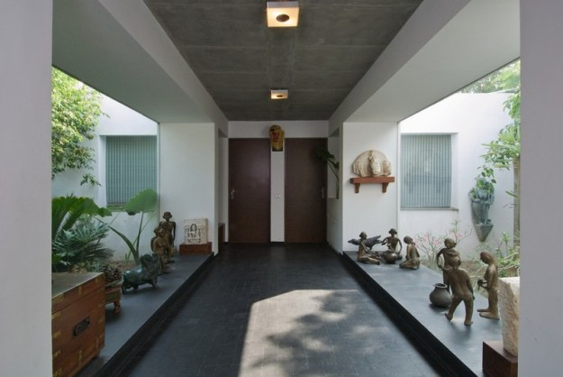 The Lake House designed by Hiren Patel Architects 7
