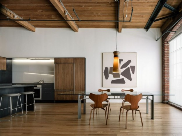 San Francisco Loft designed by LINEOFFICE Architecture 1