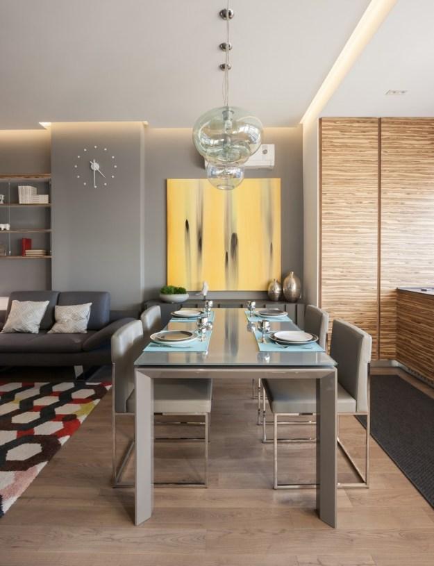 Apartment in Ukraine designed by SVOYA Studio 9