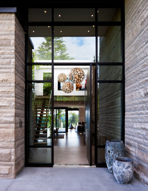 Burkehill Residence designed by Craig Chevalier and Raven Inside Interior Design. 4