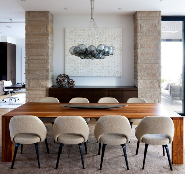 Burkehill Residence designed by Craig Chevalier and Raven Inside Interior Design. 8