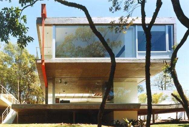 M.M. House designed by Andrade Morettin Arquitetos Associados 2