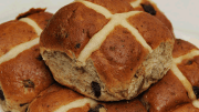 Recipe for Hot Cross Buns