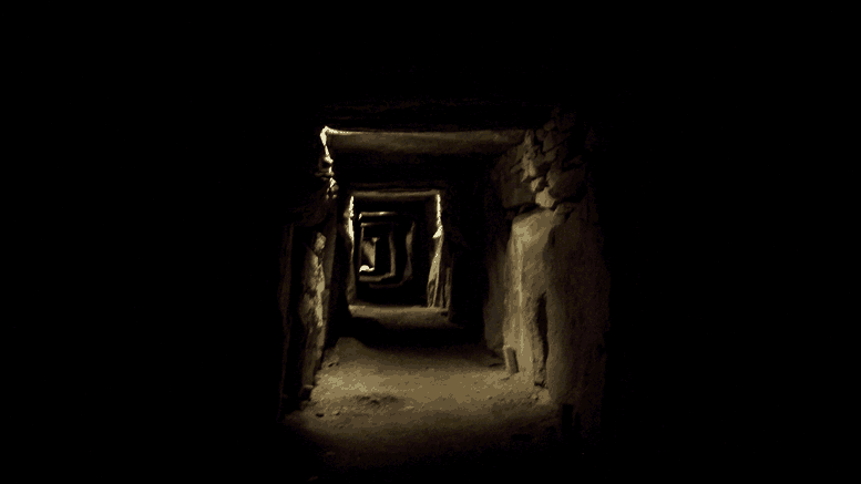 New Grange Passage Tomb