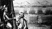 Flight Of The Earls in 1607