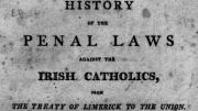 Penal Laws in Ireland