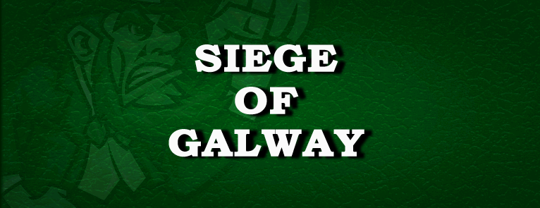 The Siege of Galway 1651 - 1652