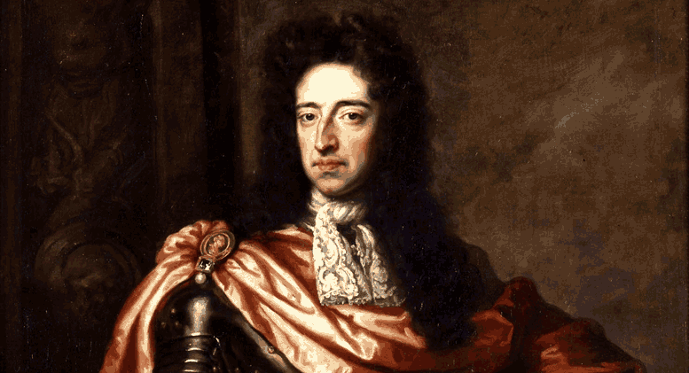King William III of England