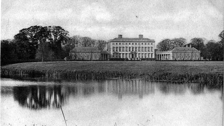 Castletown House in County Kildare