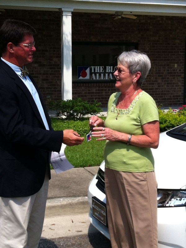 Give blood, win car – Beaufort South Carolina The Island News