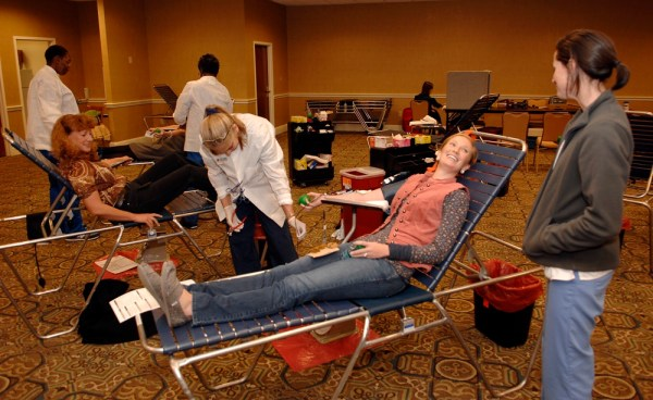 Giving the gift of blood – Beaufort South Carolina The ...