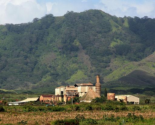 historic kiloa sugar mill