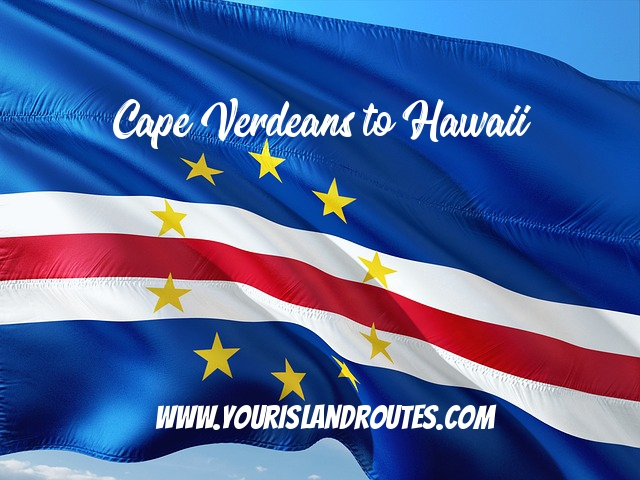 cape verdean flag hawaii