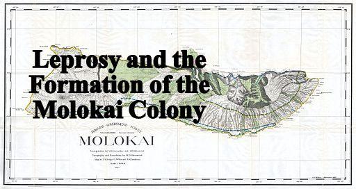 map of molokai hawaii