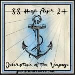 Description of the Voyage of Highflyer, Voyage 2, 1881