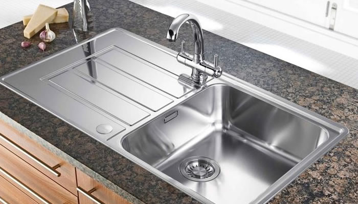 cost of installing a new kitchen sink